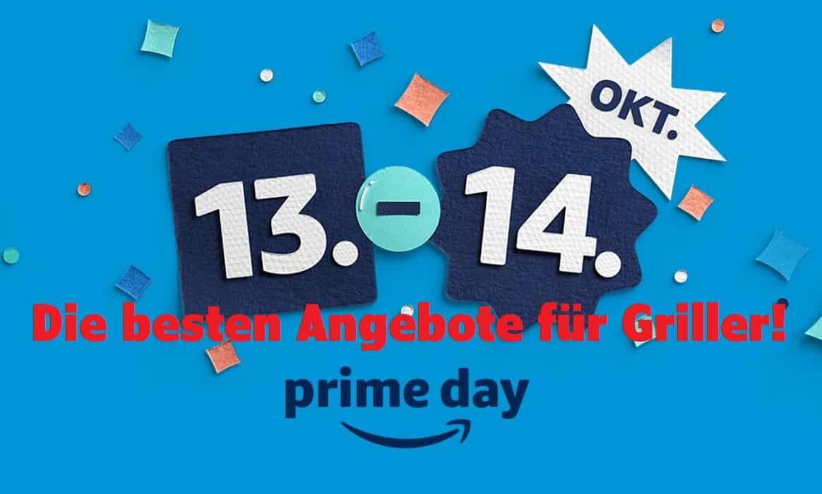 Amazon PrimeDay 2020 - Die besten Angebote für Griller! amazon primeday 2020 tag 2-Amazon PrimeDay 2020-Amazon PrimeDay 2020 Tag 2 – Das Finale!