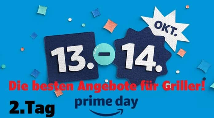 Amazon Prime Day - Tag 2 - Das Finale