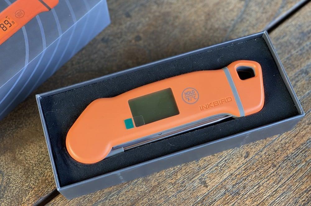 Das Inkbird IHT-1S Einstichthermometer inkbird iht-1s-Inkbird IHT 1S Thermometer Test 03-Inkbird IHT-1S Einstichthermometer im Test