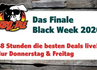 Black Week Finale