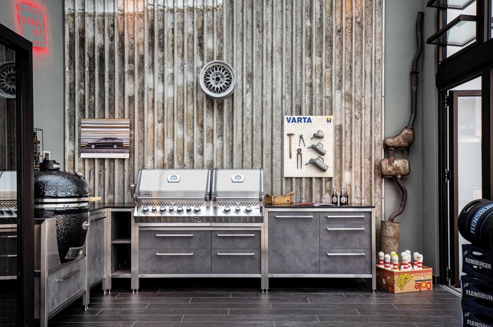 Der Showroom in Bissendorf burnout kitchen-Burnout Kitchen Outdoorkuechen 03-Burnout Kitchen – Outdoorküchen der Extraklasse