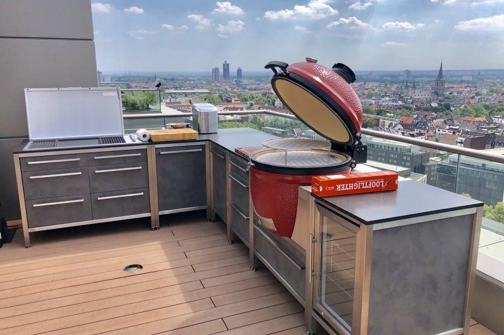Die Burnout Kitchen von Lukas Podolski burnout kitchen-Burnout Kitchen Outdoorkuechen 09-Burnout Kitchen – Outdoorküchen der Extraklasse
