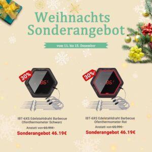 geschenke für griller-InkbirdIBT 6XS Weihnachtsangebot 300x300-Geschenke für Griller – Die besten Weihnachtsgeschenke