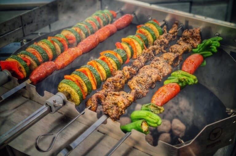 Maurische Fleischspieße – Pinchos Morunos