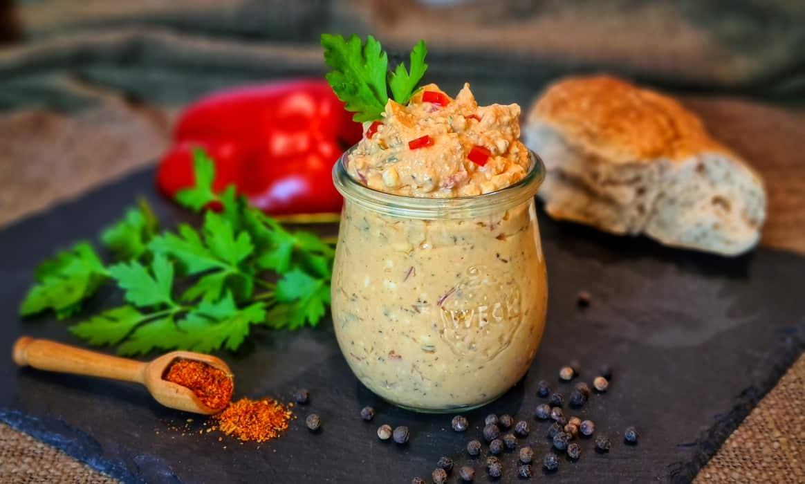Feta-Dip fetacreme-Fetacreme-Fetacreme – Rezept für cremigen Feta-Dip