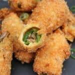 Crunchy Jalapeno Poppers crunchy jalapeño-poppers-Crunchy Jalapeno Poppers 150x150-Crunchy Jalapeño-Poppers mit Hackfleisch-Käse-Füllung