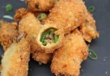 Crunchy Jalapeno Poppers
