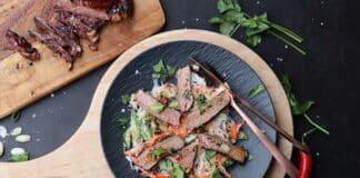 Asiatischer Rindfleischsalat [object object]-Asiatischer Rindfleischsalat 324x160-BBQPit.de das Grill- und BBQ-Magazin – Grillblog & Grillrezepte –