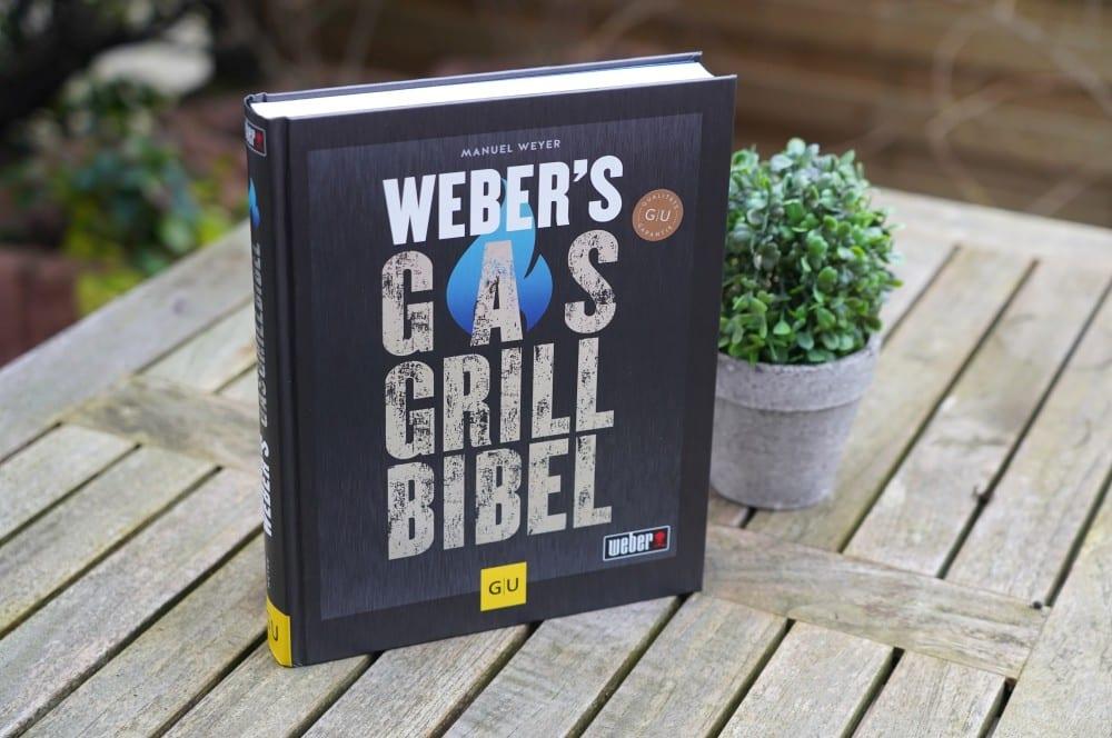 Weber's Gasgrillbibel überzeugt mit 150 Rezepten auf 360 Seiten weber's gasgrillbibel-Webers Gasgrillbibel 01-Weber's Gasgrillbibel – der Bestseller jetzt auch für den Gasgrill!