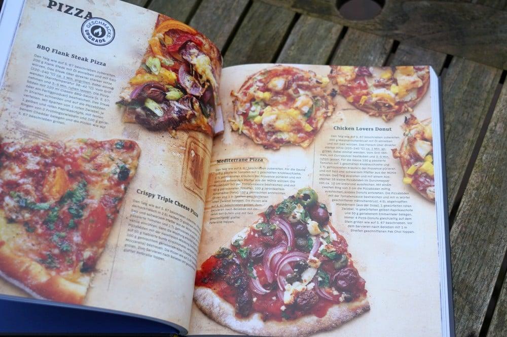 Pizza vom Grill darf nicht fehlen weber's gasgrillbibel-Webers Gasgrillbibel 03-Weber's Gasgrillbibel – der Bestseller jetzt auch für den Gasgrill!