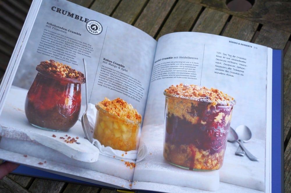 Auch Süßspeisen kommen in Weber's Gasgrillbibel nicht zu kurz weber's gasgrillbibel-Webers Gasgrillbibel 05-Weber's Gasgrillbibel – der Bestseller jetzt auch für den Gasgrill!