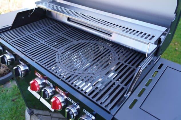 aldi-grill-Aldi Grill Enders Boston Black Pro 6 SIKR Turbo II Gasgrill 10 633x420-ALDI-Grill: Enders Boston Black Pro 6 SIKR Turbo II für 579€ ab 25.03.