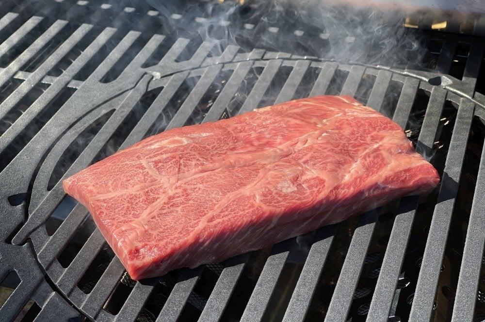 Flat Iron Steak auf der Turbo Zone aldi-grill-Aldi Grill Enders Boston Black Pro 6 SIKR Turbo II Gasgrill 14-ALDI-Grill: Enders Boston Black Pro 6 SIKR Turbo II für 579€ ab 25.03.