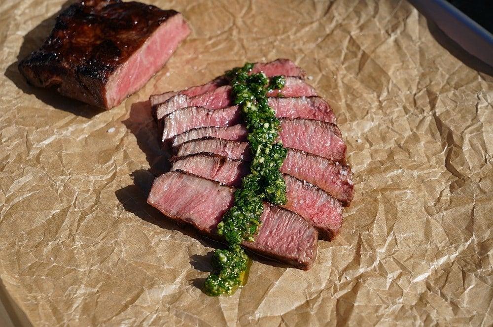 Flat Iron Steak mit Gremolata aldi-grill-Aldi Grill Enders Boston Black Pro 6 SIKR Turbo II Gasgrill 16-ALDI-Grill: Enders Boston Black Pro 6 SIKR Turbo II für 579€ ab 25.03.