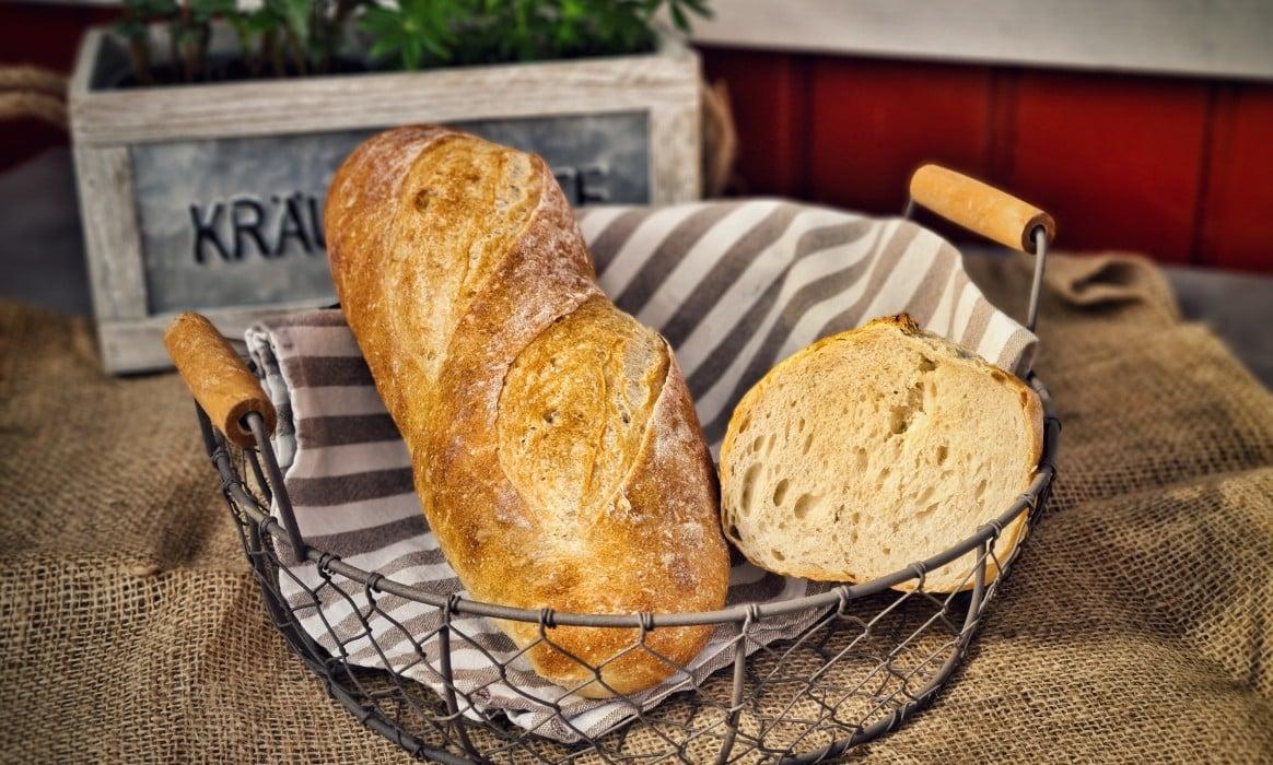 Weißbrot selber backen weißbrot-Weissbrot-Weißbrot selber backen – traditionelles Rezept
