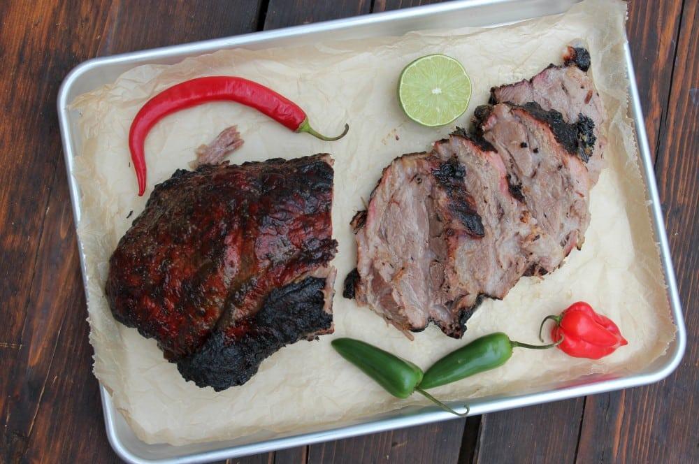 Jamaican Jerk Pork vom Grill jamaican jerk pork-Jamaican Jerk Pork 05-Jamaican Jerk Pork