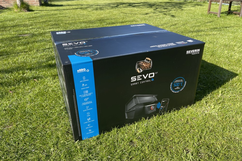 Der neue Severin SEVO Smart Control GT severin sevo smart control-Severin Sevo Smart Control 01-Severin SEVO Smart Control – Die neue Generation im Test