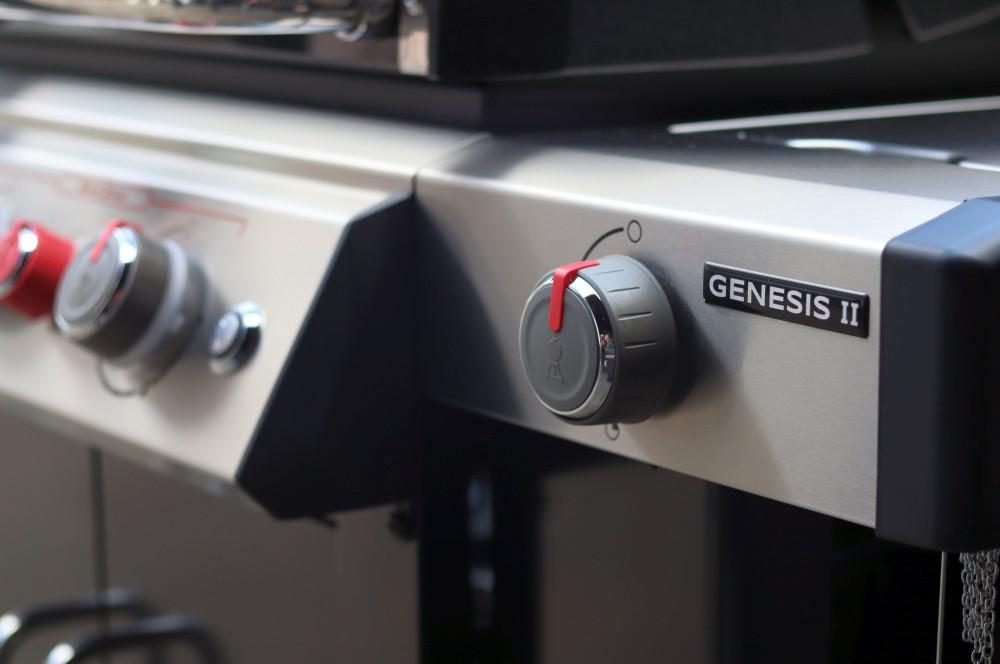 Der leistungsstarke Seitenkocher hat 3,52 kW weber genesis ii ex-335 gbs-Weber Genesis II EX 335 GBS Smart Grill 02-Weber Genesis II EX-335 GBS – Der smarte Gasgrill von Weber