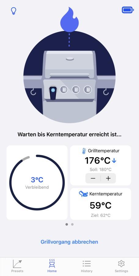 grillfürst grill control-Grillfuerst Grillcontrol Test 07-Grillfürst Grill Control  – Die smarte Gasgrill-Steuerung per App