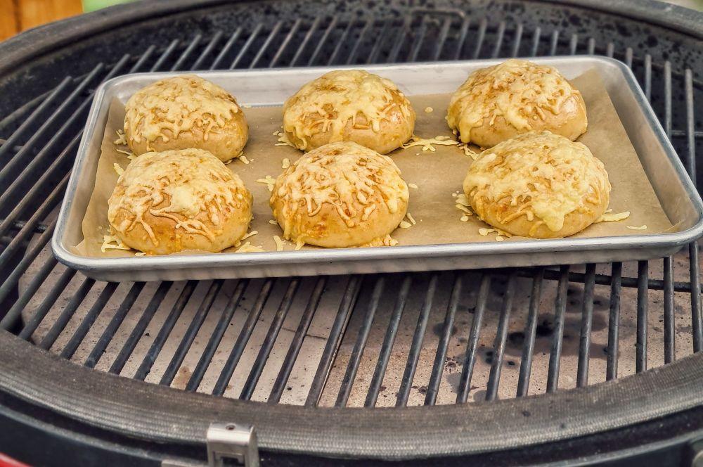 Nach 18-20 Minuten Backzeit sind die Brötchen fertig käsebrötchen-Kaesebroetchen selber machen 06-Käsebrötchen wie vom Bäcker selber machen käsebrötchen-Kaesebroetchen selber machen 06-Käsebrötchen wie vom Bäcker selber machen