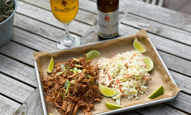 Pulled Beer Chicken