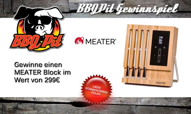 Gewinne einen MEATER Block im Wert von 299€!